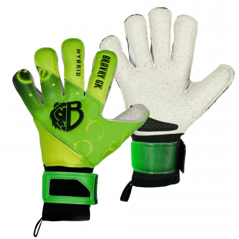 Детские вратарские перчатки Bravry Extreme Hybrid Quartz