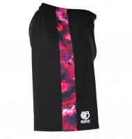 Футбольная форма Bravry Galaxy Neon (шорты+ футболка)