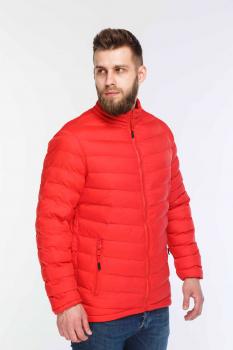 Куртка Мужская (Холодная Осень/Евро Зима) Red