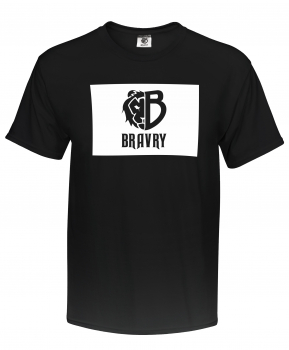 Футболка летняя Bravry Summer Black