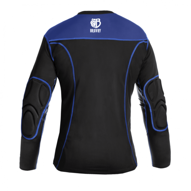 Вратарское термобелье Bravry STRONG Padded Goalkeeper Undershirt