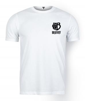 Футболка летняя Bravry Summer II White