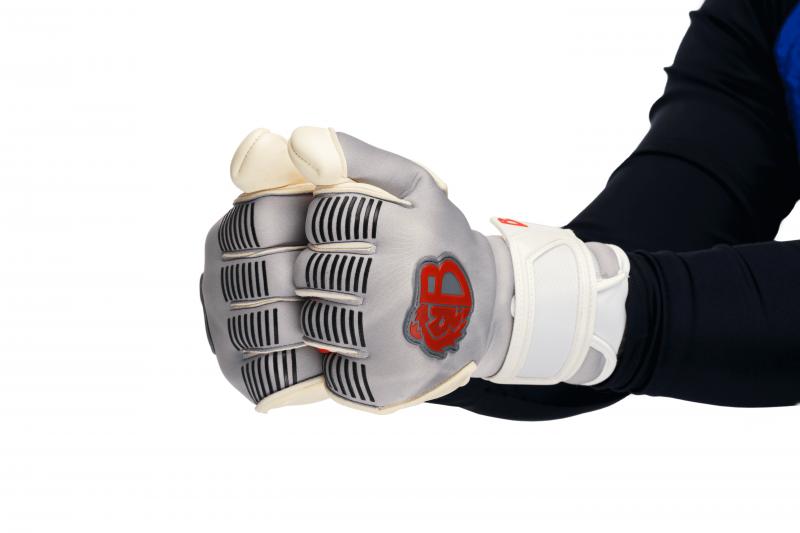 Вратарские перчатки Bravry Catalyst Grey