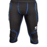 Вратарские укороченные лосины Bravry Padded Goalkeeper 3/4 Underpant