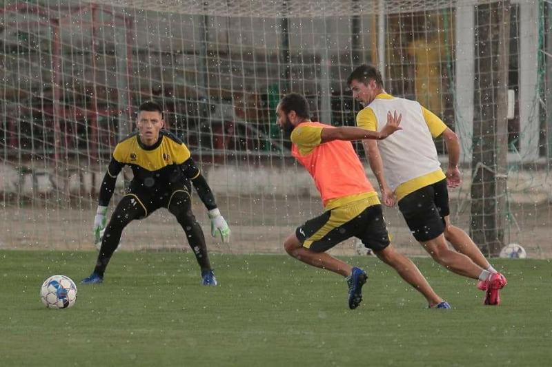 Футбольная форма Bravry Comfort Black/Yellow