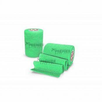 Premier Sock Tape Green 5 cm Тейпы  для защиты  пальцев - 5 см х 4,5 м в рулоне