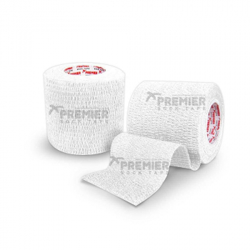 Premier Sock Tape White  5 cm Тейпы  для защиты  пальцев - 5 см х 4,5 м в рулоне
