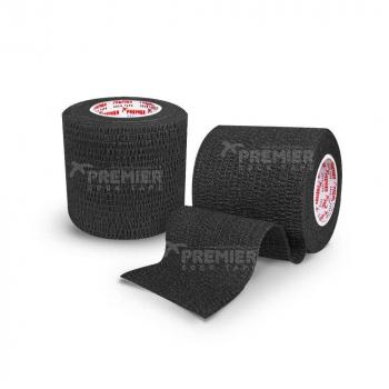 Premier Sock Tape Black  5 cm Тейпы  для защиты  пальцев - 5 см х 4,5 м в рулоне