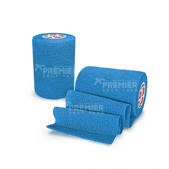 Premier Sock Tape Sky Aqua  7.5 cm Тейпы  для защиты  запястья - 7,5 см х 4,5 м в рулоне