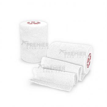 Premier Sock Tape White 7.5 cm Тейпы для защиты запястья - 7,5 см х 4,5 м в рулоне