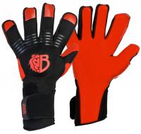 Вратарские перчатки Bravry Catalyst F.M. Red/Black