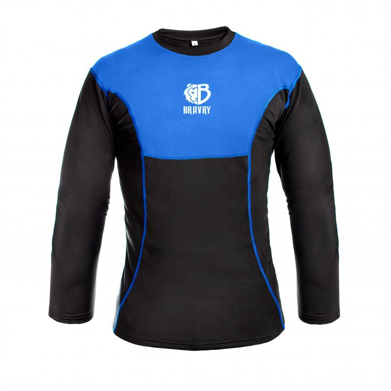 Вратарское термобелье Bravry STRONG Padded Goalkeeper Undershirt