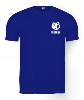 Футболка летняя Bravry Summer II Blue