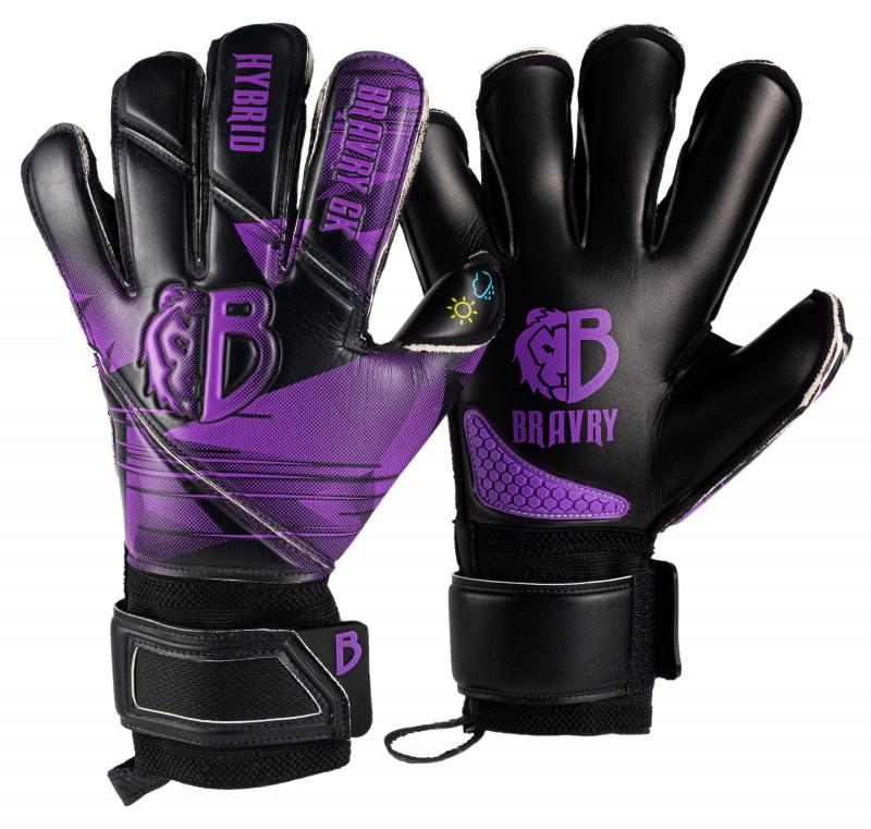 Вратарские перчатки Bravry Hurricane