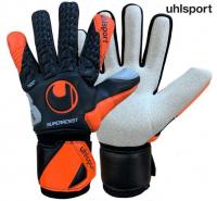 Вратарские перчатки UHLSPORT SUPER RESIST HN (NEGATIVE CUT)