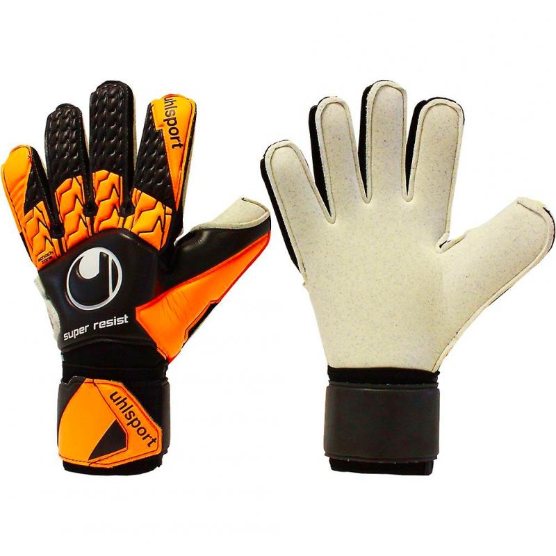 Вратарские перчатки UHLSPORT SUPER RESIST