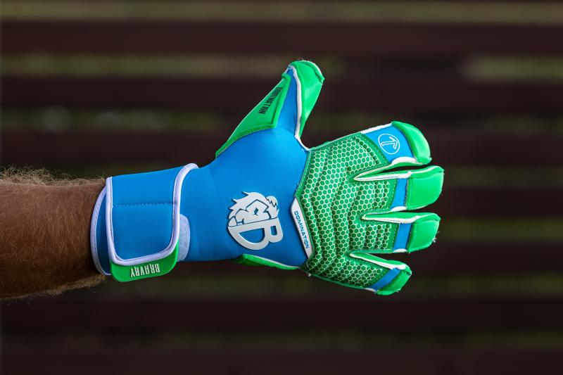 Вратарские перчатки Bravry Domination Ergo Roll